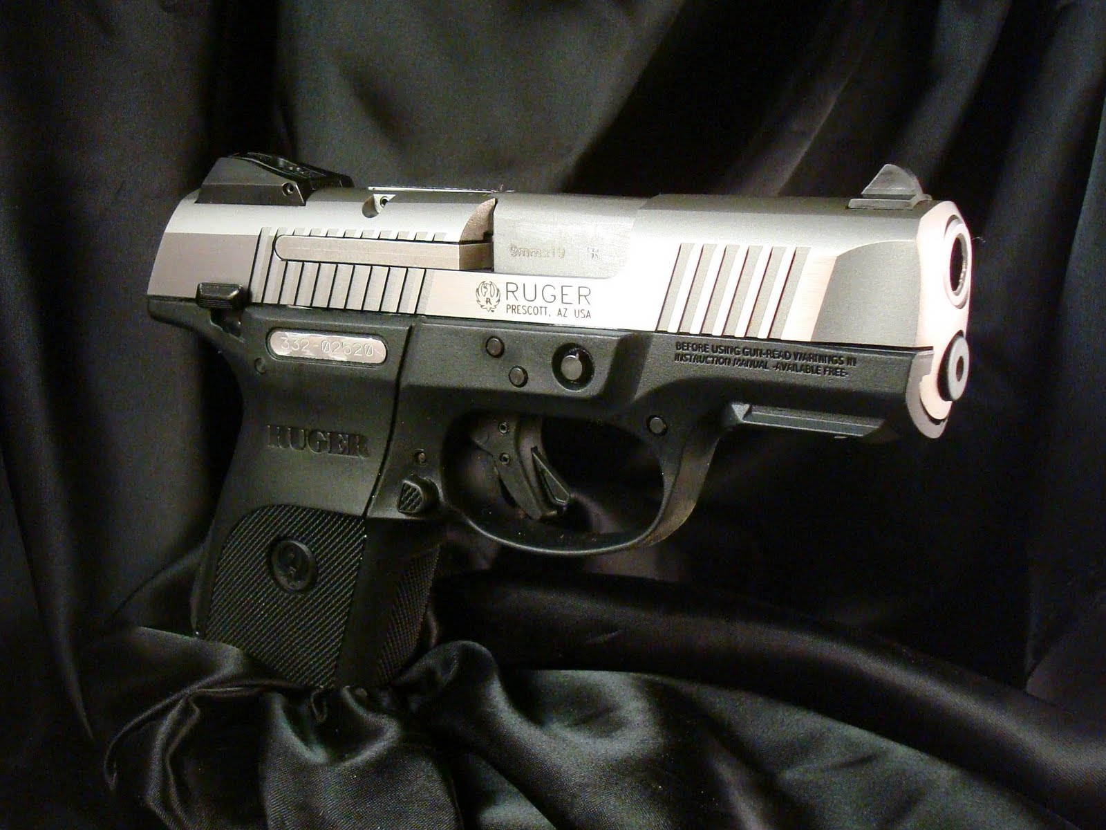 Average Joe's Handgun Reviews: Ruger SR9c Compact 9mm