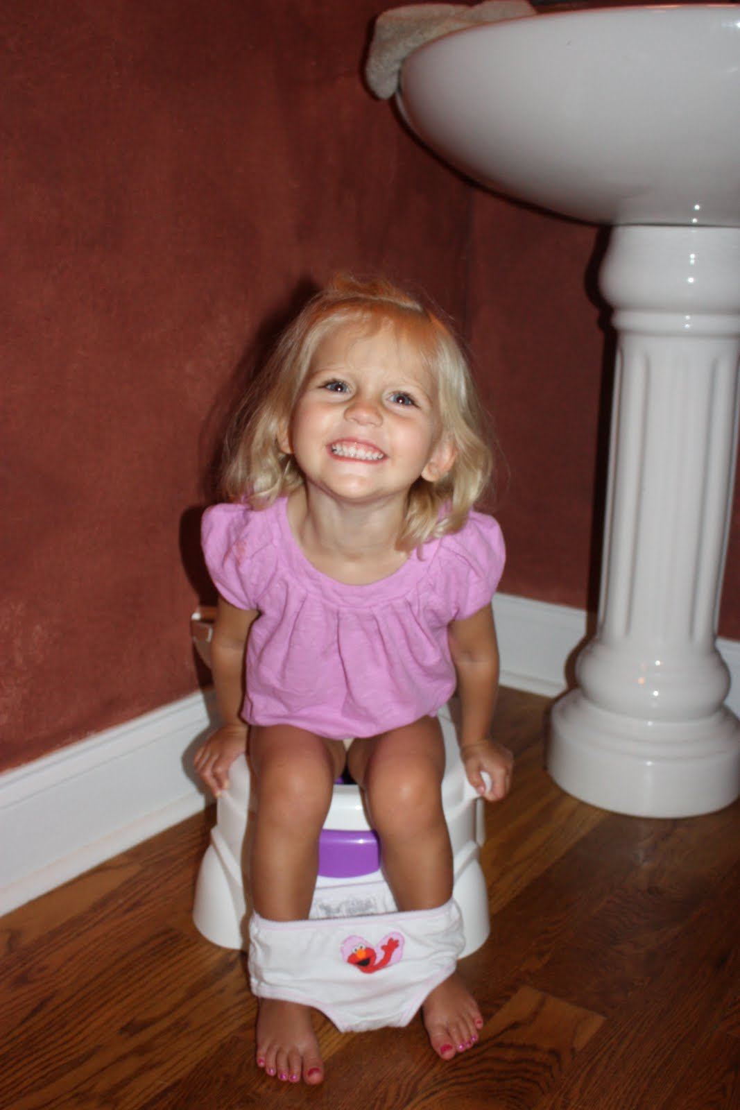 The Baker's: Potty Training Weekend