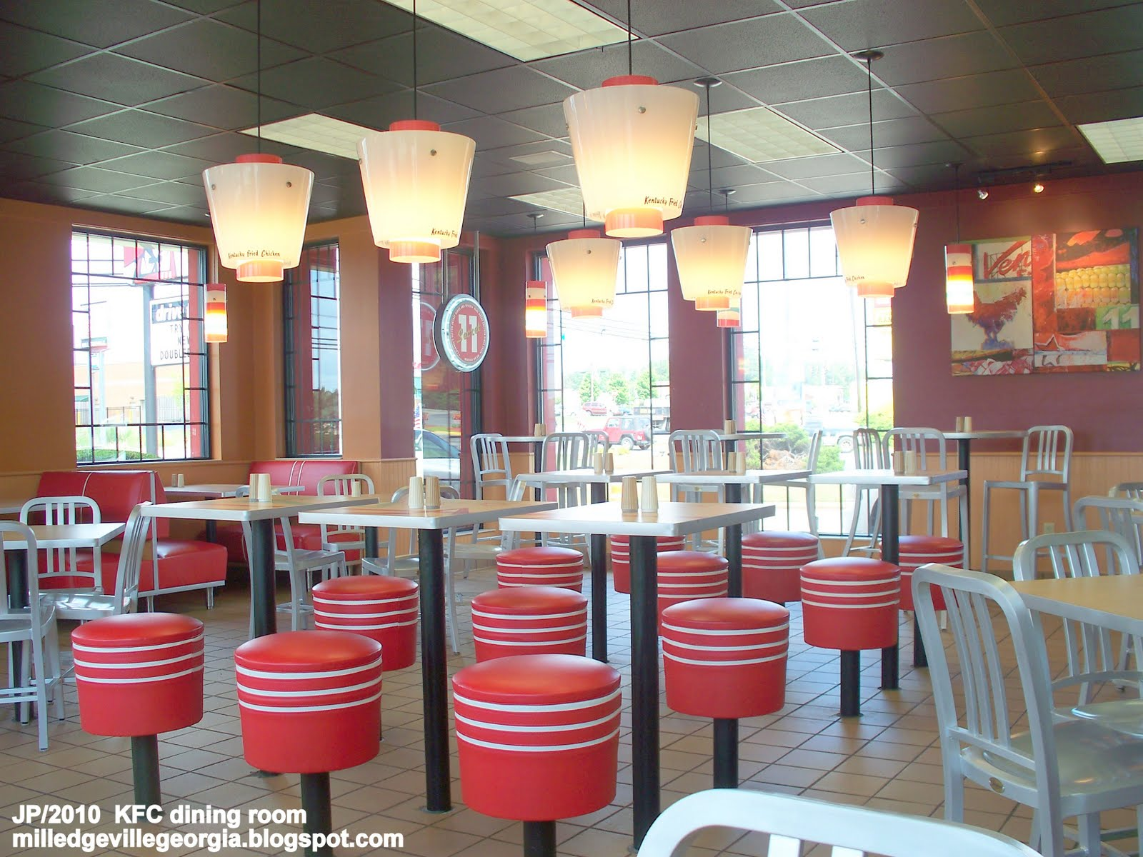 Fast Food Chicken Places Down South