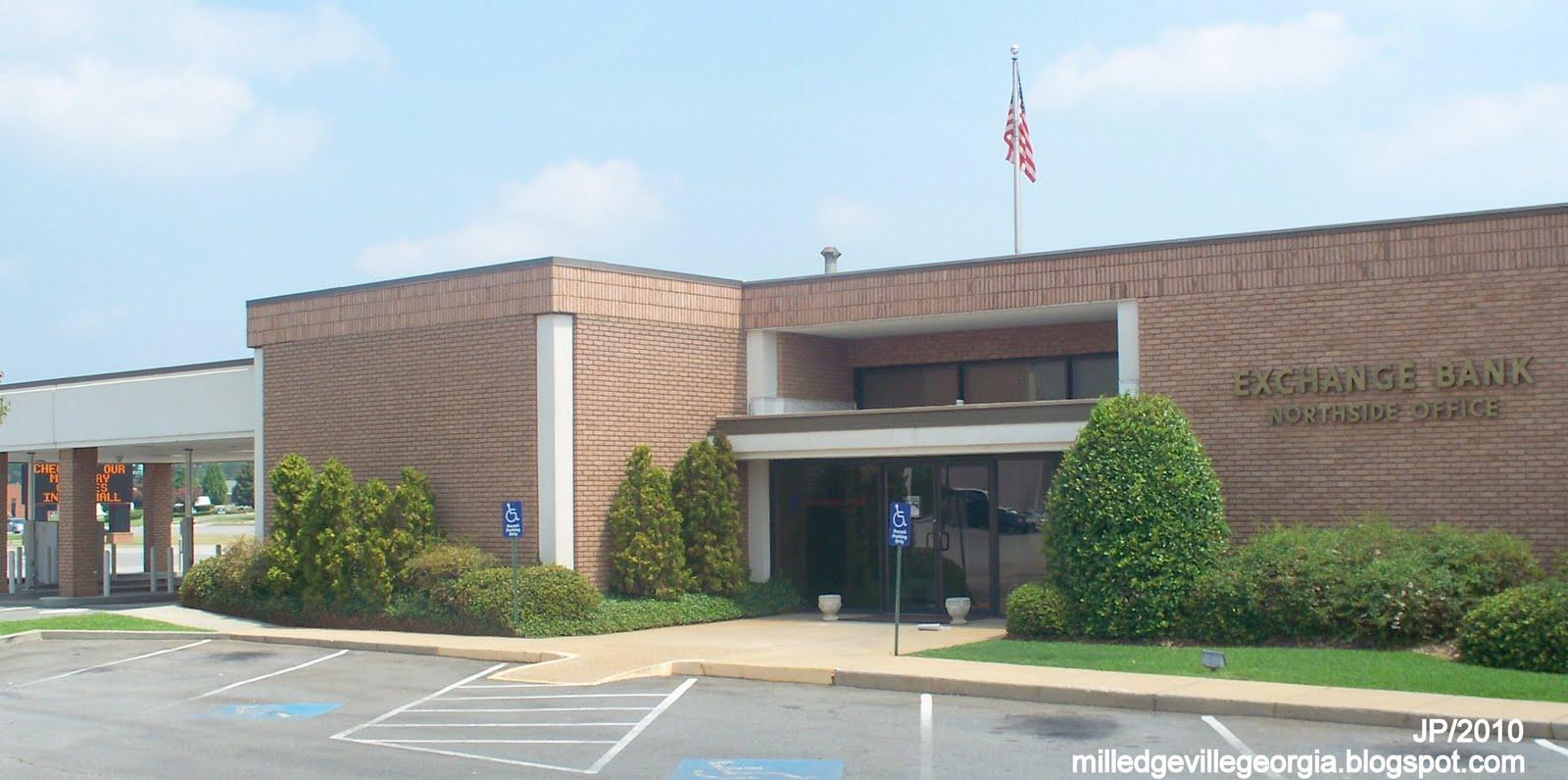 Milledgeville Ga College Church Hospital Restaurant