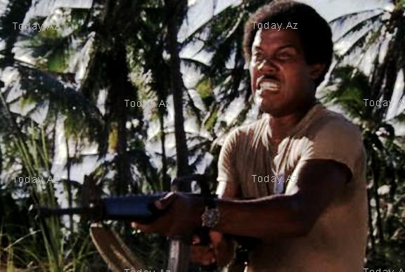 When the Vietnam War raged    in the Philippines: Cool Jim