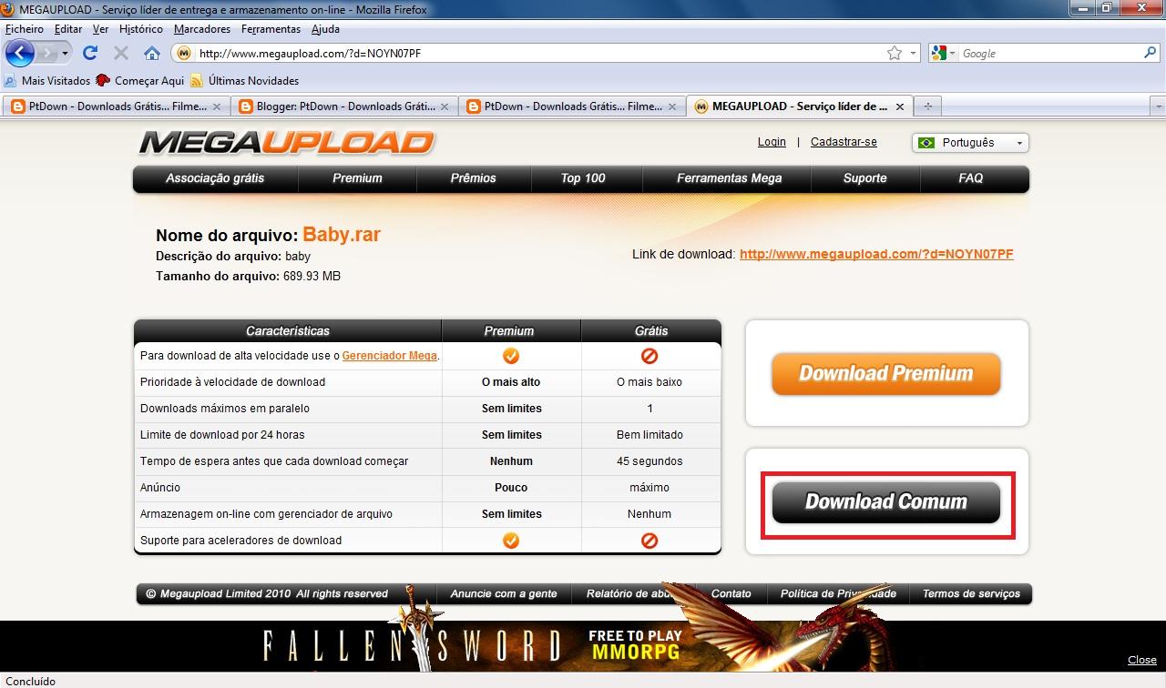 Megadownload download