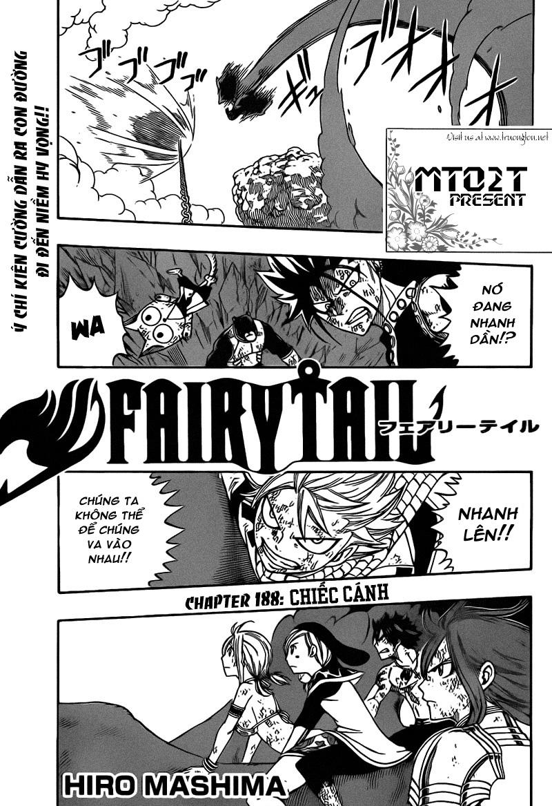 Fairy Tail chap 188 trang 1