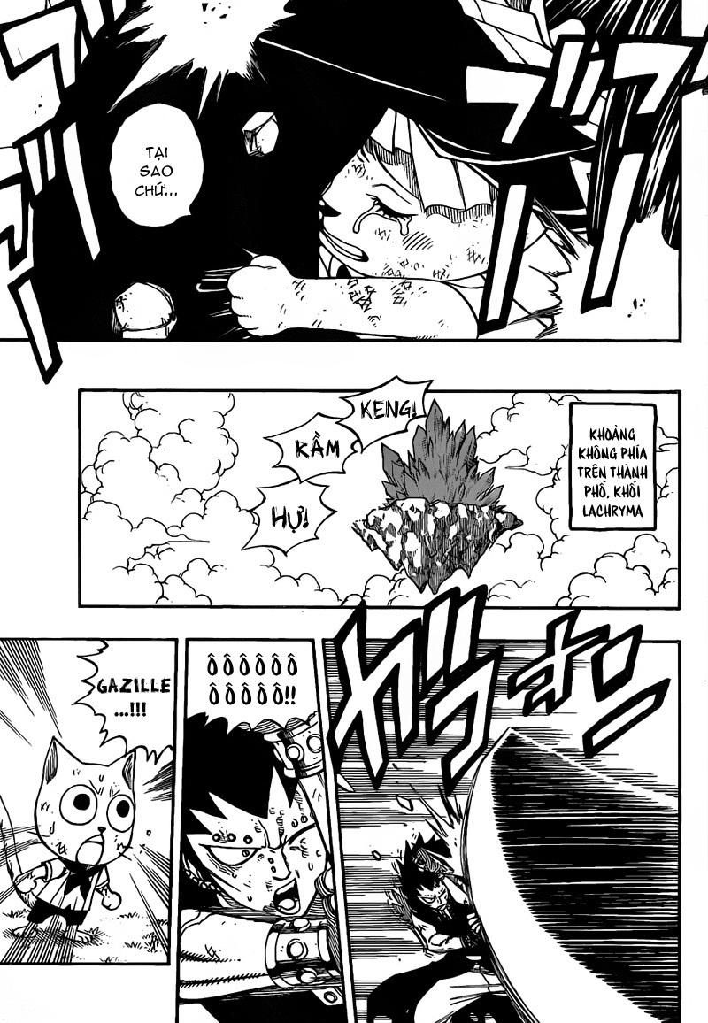 Fairy Tail chap 186 trang 7