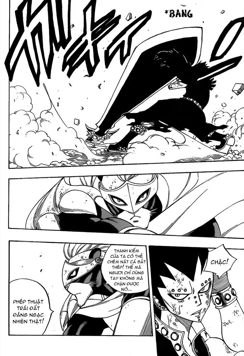Fairy Tail chap 186 trang 8