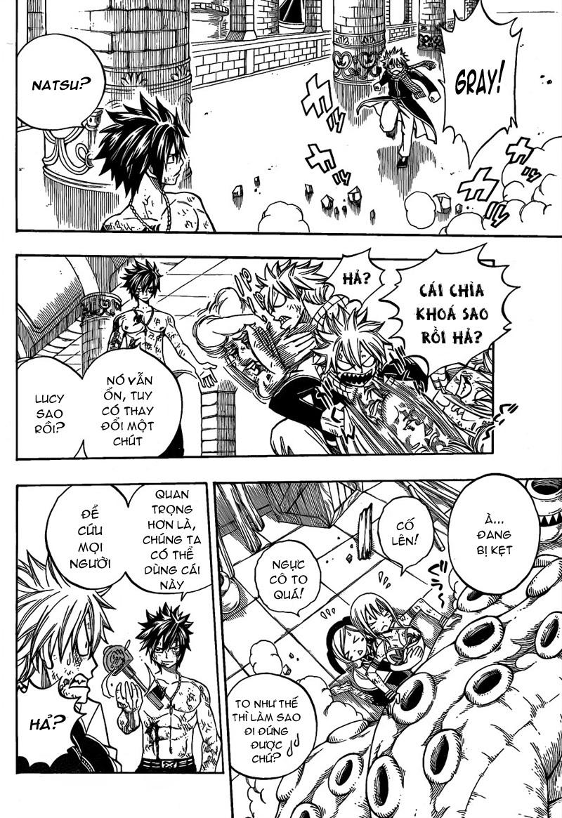 Fairy Tail chap 186 trang 16