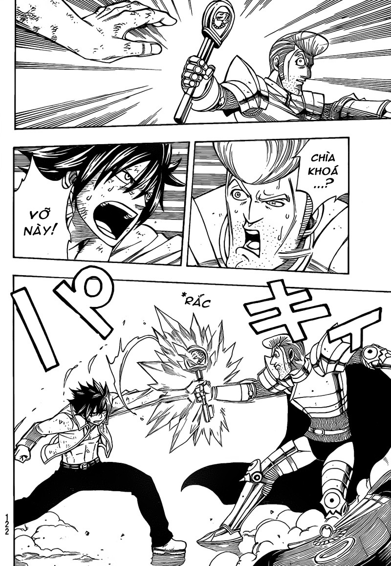 Fairy Tail chap 185 trang 8