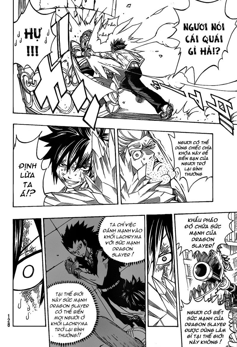 Fairy Tail chap 185 trang 14