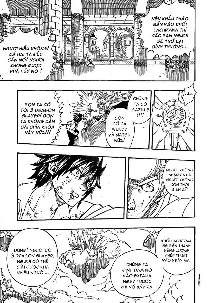 Fairy Tail chap 185 trang 15
