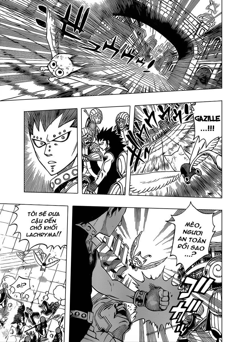 Fairy Tail chap 181 trang 9