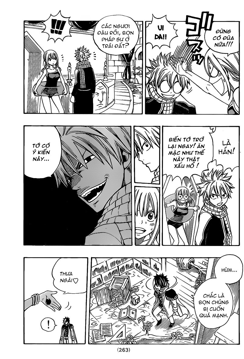 Fairy Tail chap 183 trang 9
