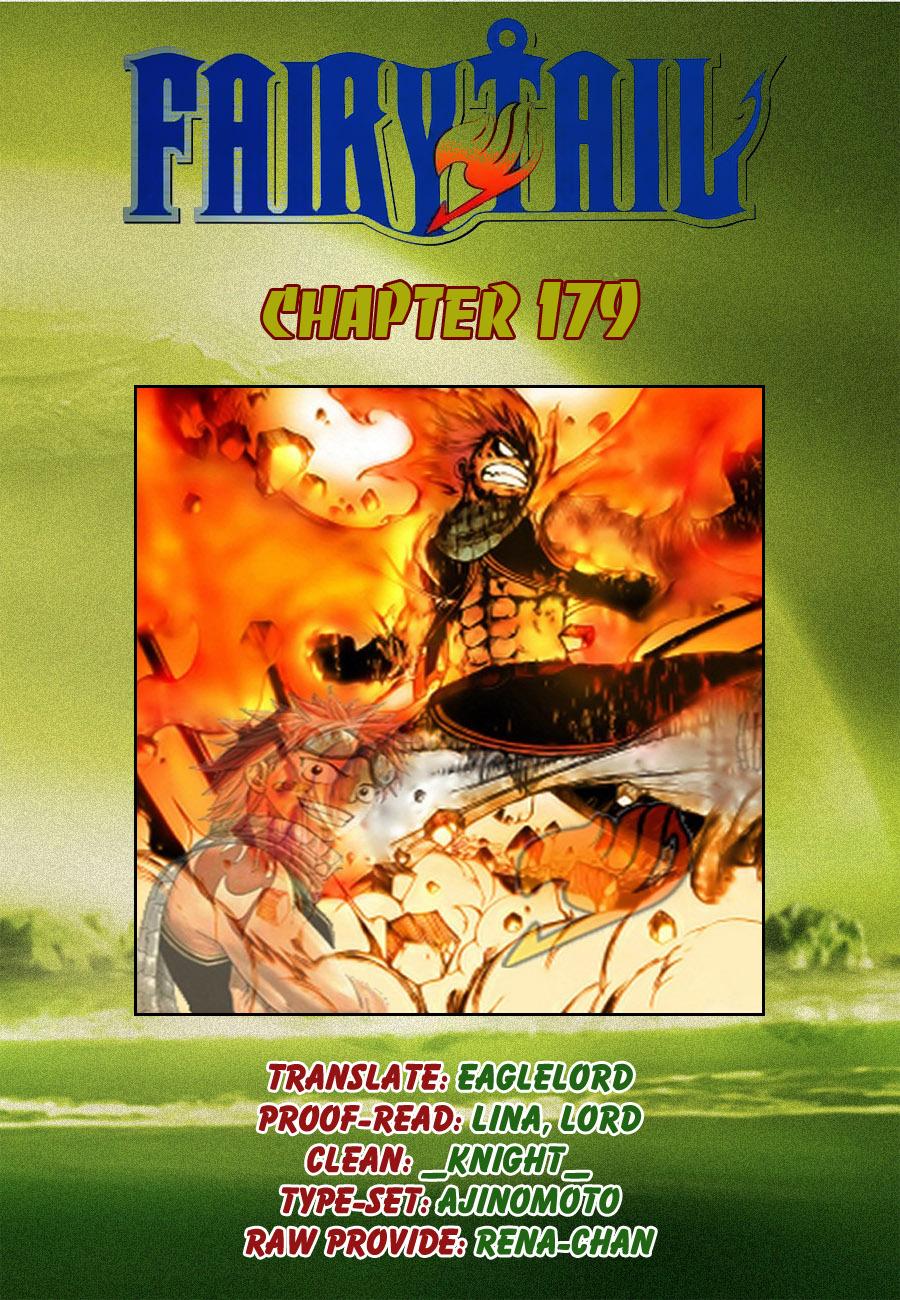 Fairy Tail chap 179 trang 19