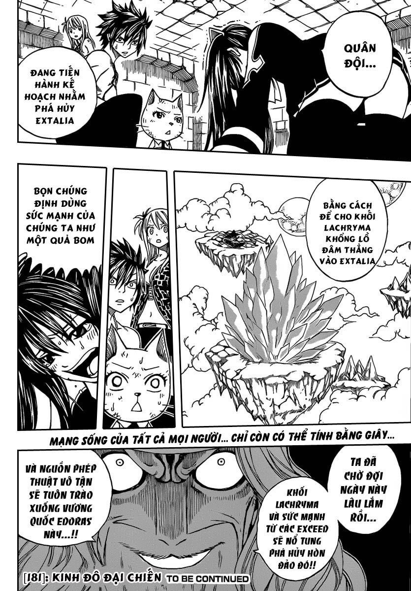 Fairy Tail chap 180 trang 20