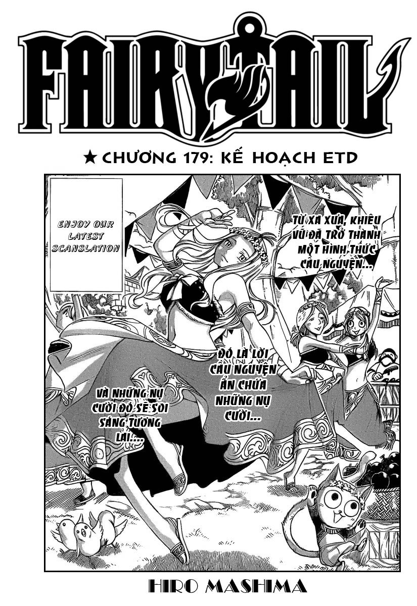 Fairy Tail chap 179 trang 1