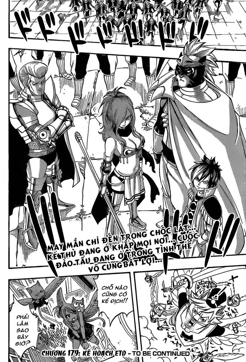 Fairy Tail chap 178 trang 19