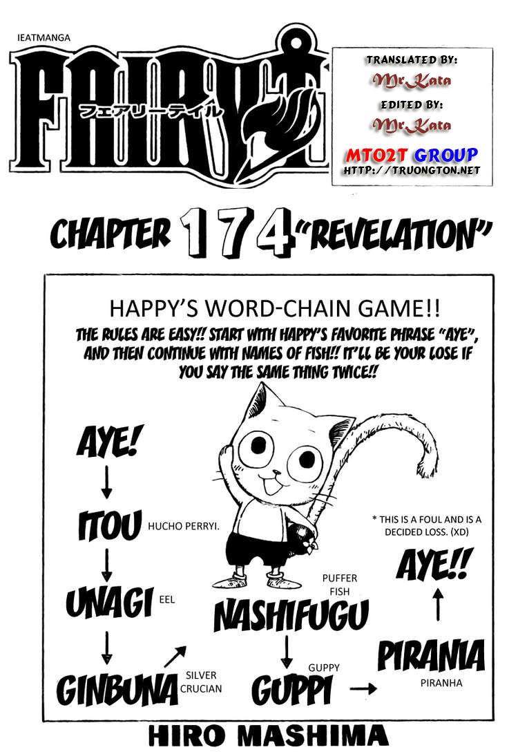 Fairy Tail chap 174 trang 1