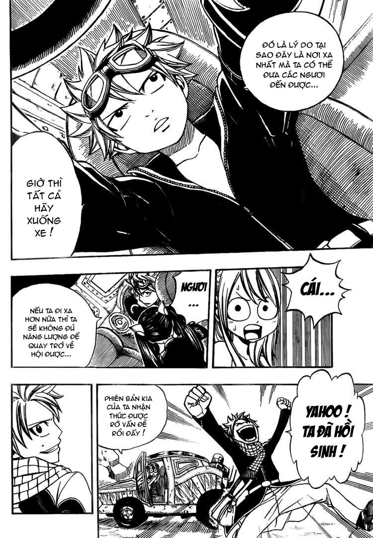 Fairy Tail chap 174 trang 4