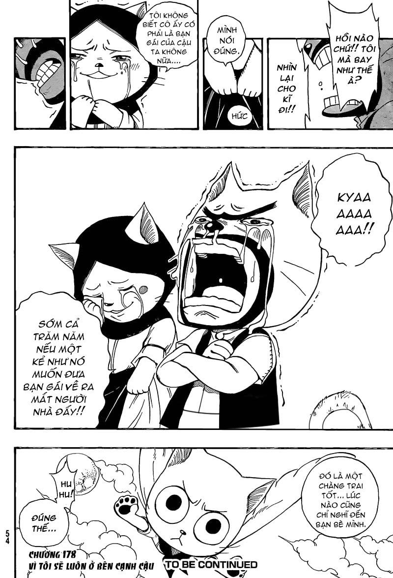 Fairy Tail chap 177 trang 20