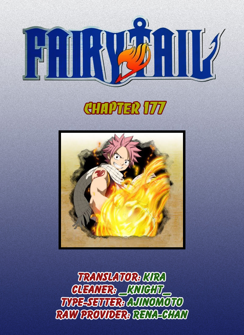 Fairy Tail chap 177 trang 21