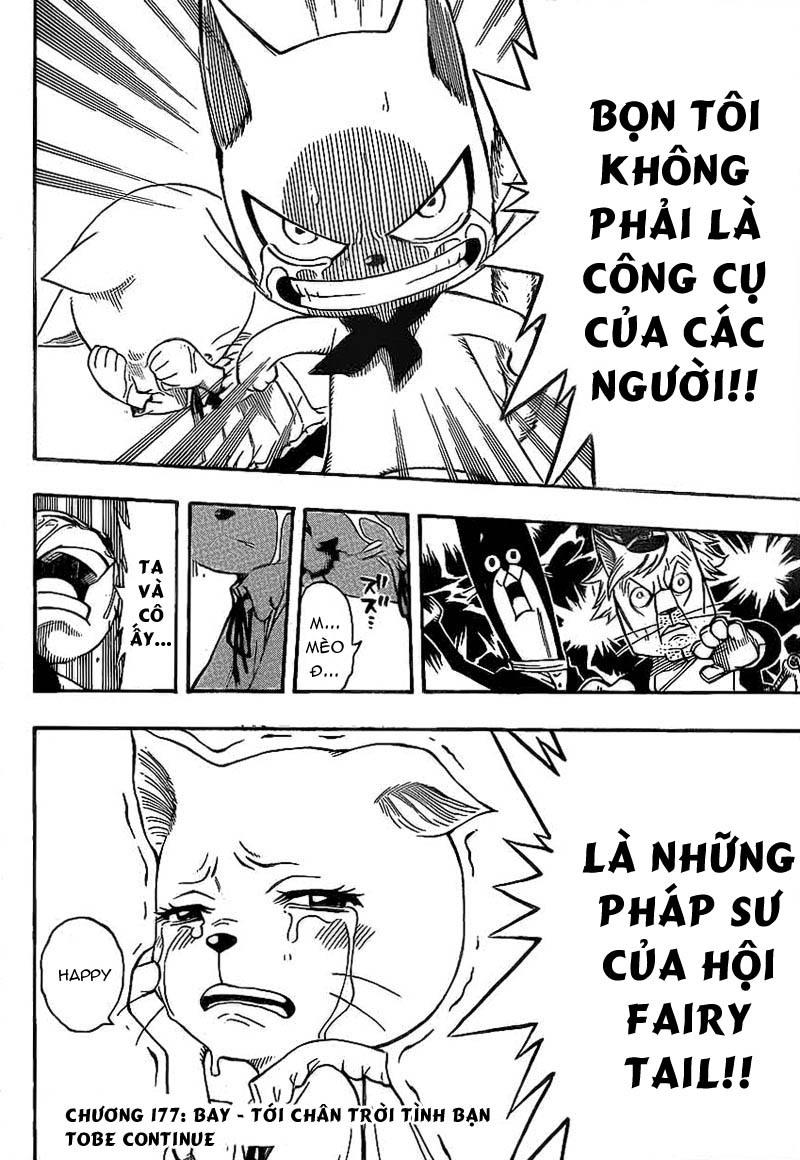 Fairy Tail chap 176 trang 20