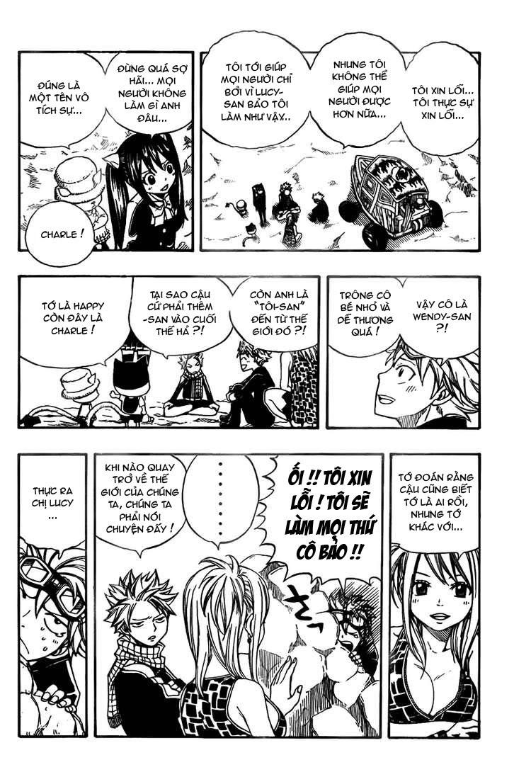 Fairy Tail chap 174 trang 8