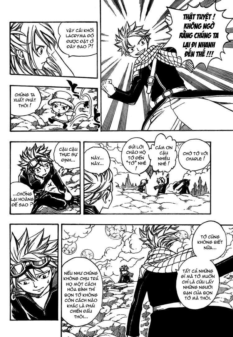 Fairy Tail chap 174 trang 10