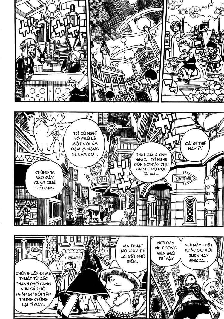 Fairy Tail chap 174 trang 12