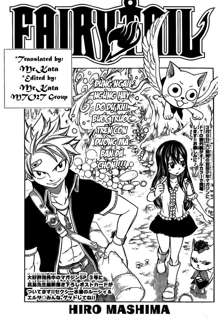Fairy Tail chap 173 trang 1