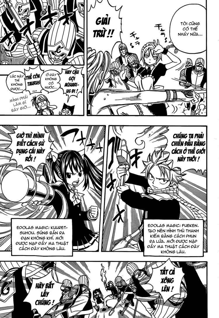 Fairy Tail chap 173 trang 15