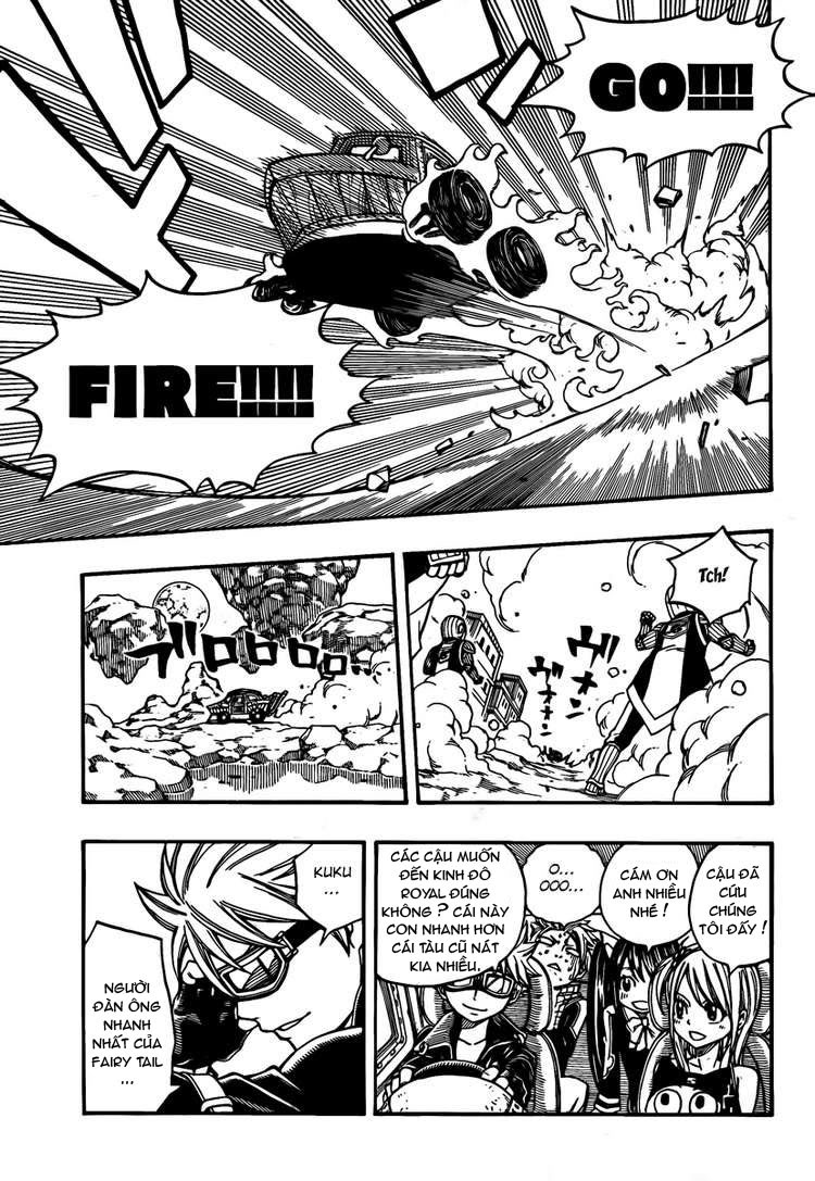 Fairy Tail chap 173 trang 19