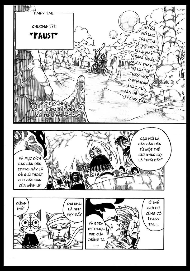 Fairy Tail chap 171 trang 2