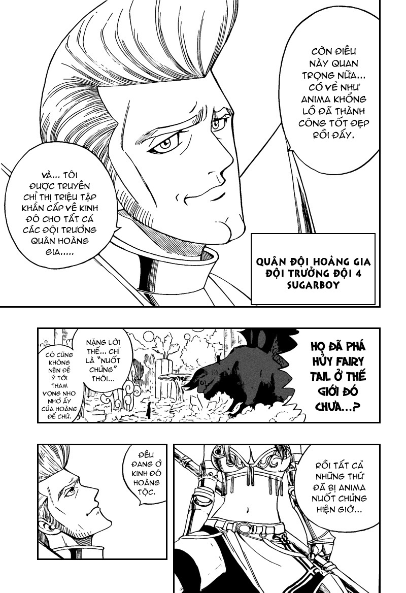 Fairy Tail chap 170 trang 16