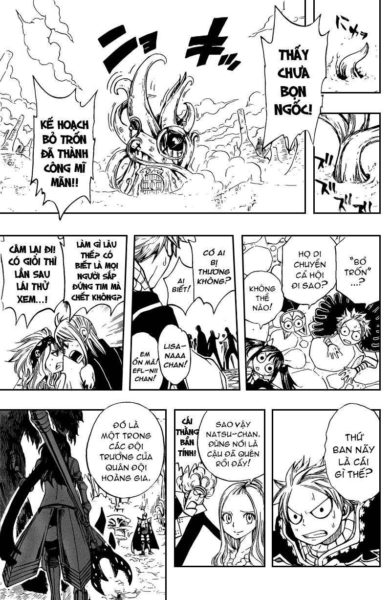 Fairy Tail chap 170 trang 18