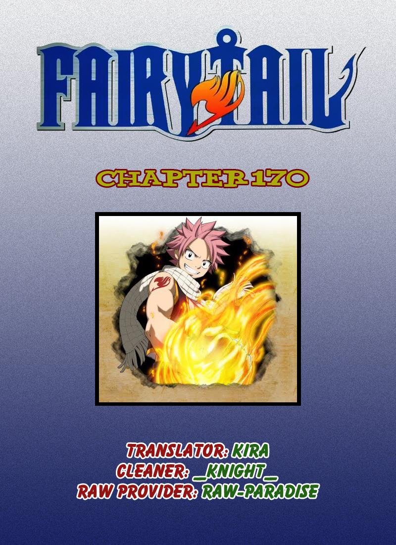 Fairy Tail chap 170 trang 20