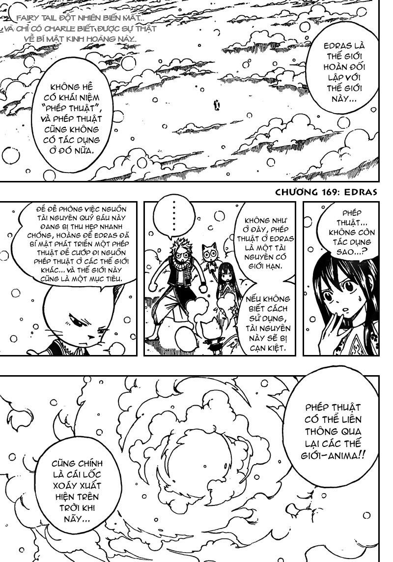 Fairy Tail chap 169 trang 2