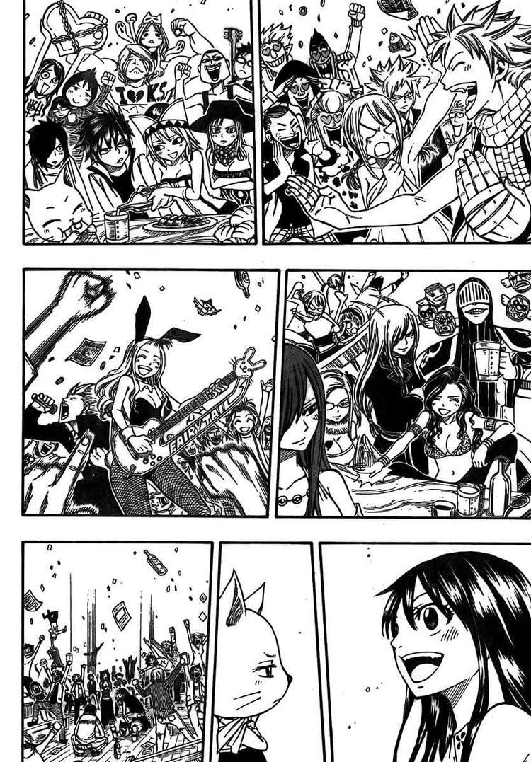 Fairy Tail chap 165 trang 13