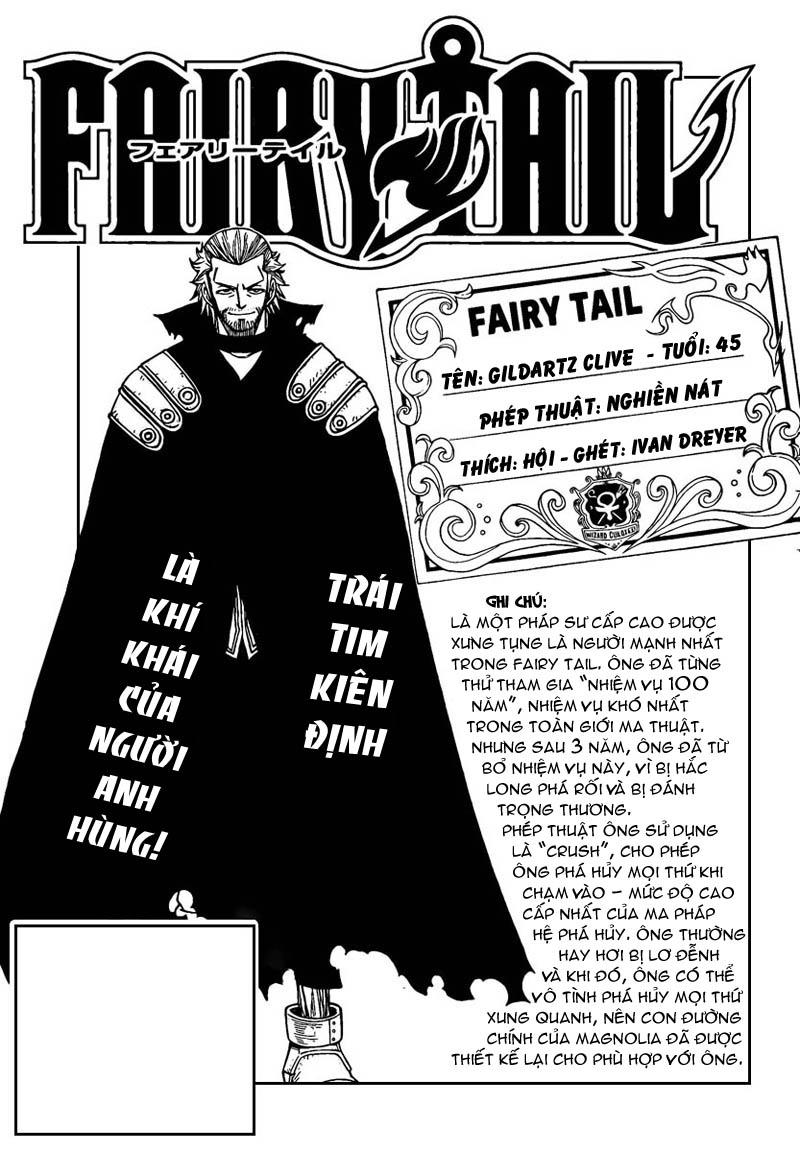 Fairy Tail chap 167 trang 1