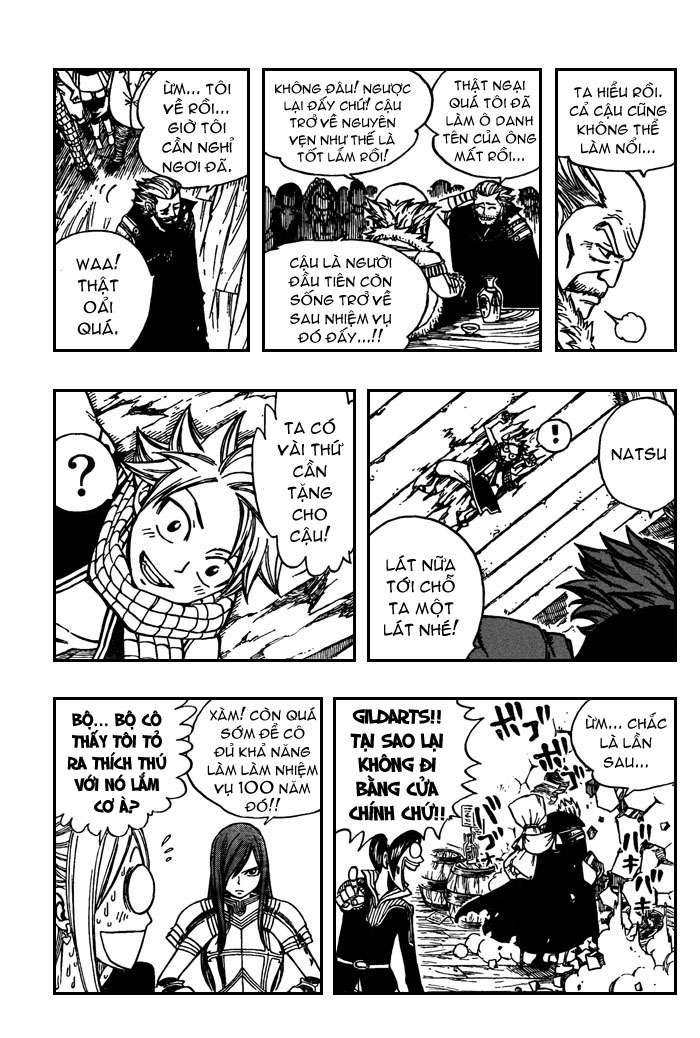 Fairy Tail chap 166 trang 11