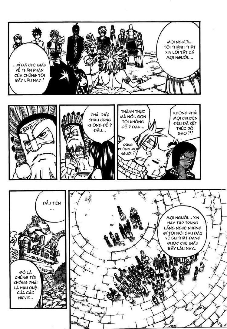 Fairy Tail chap 164 trang 9