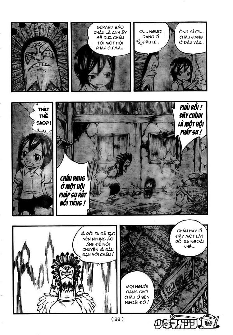 Fairy Tail chap 164 trang 17