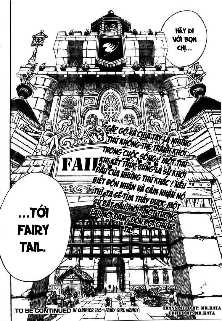 Fairy Tail chap 164 trang 21