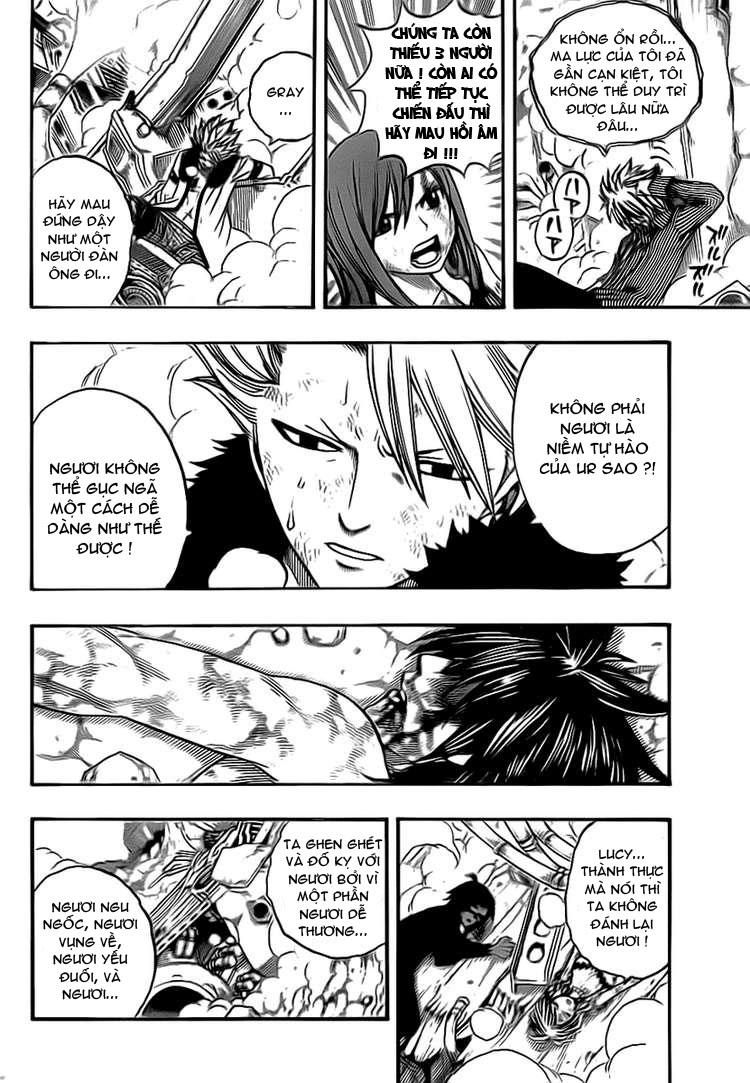 Fairy Tail chap 157 trang 19