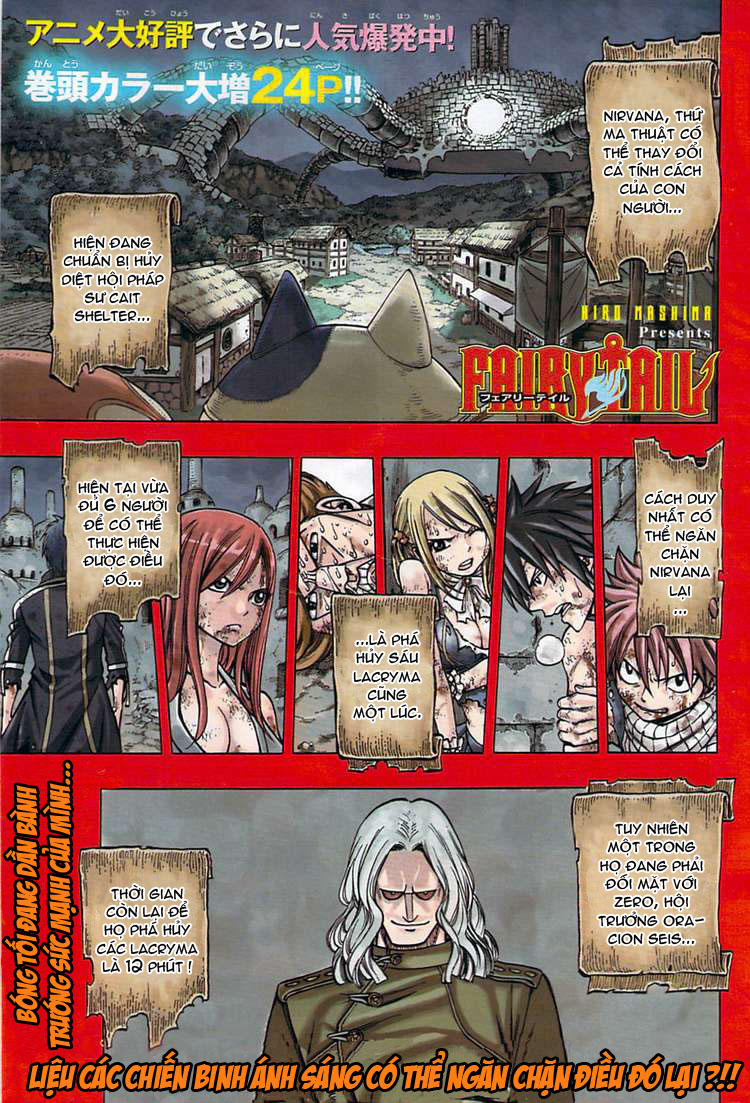 Fairy Tail chap 159 trang 3