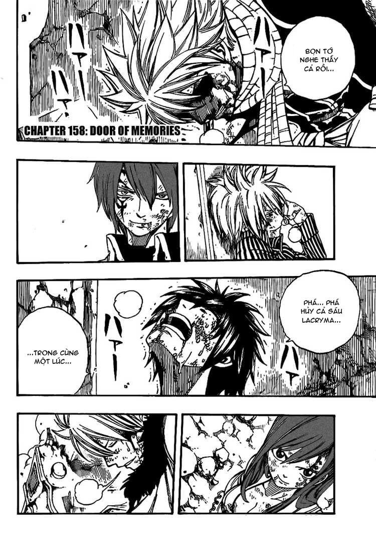 Fairy Tail chap 158 trang 2