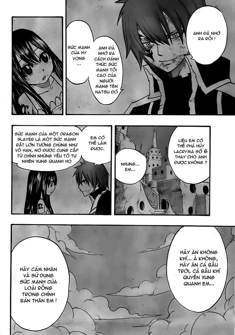 Fairy Tail chap 159 trang 17