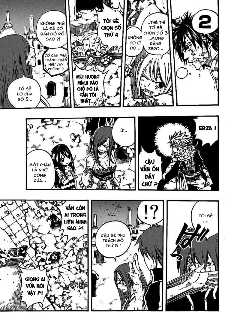 Fairy Tail chap 158 trang 5