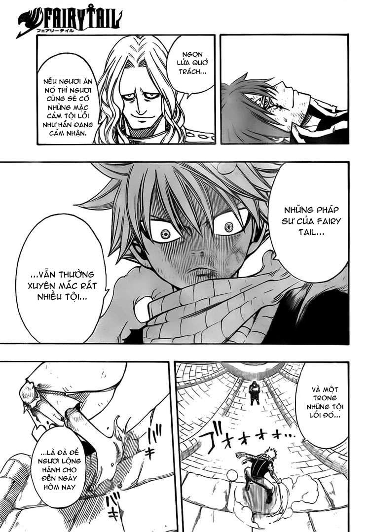 Fairy Tail chap 159 trang 22