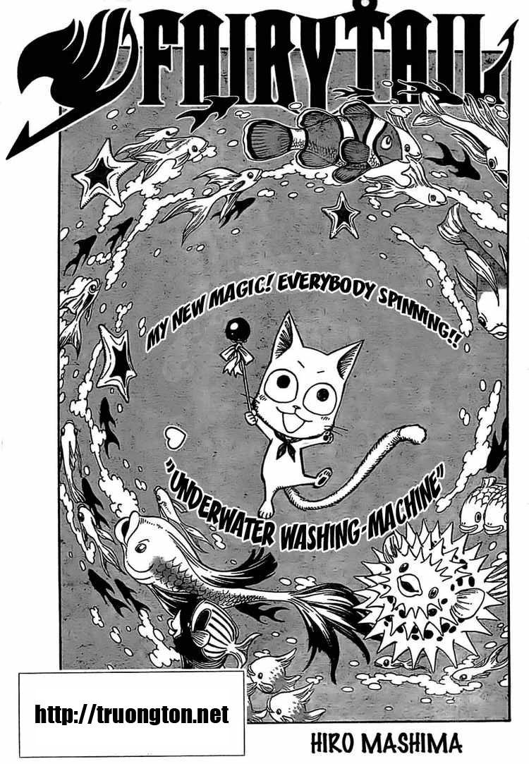 Fairy Tail chap 150 trang 1