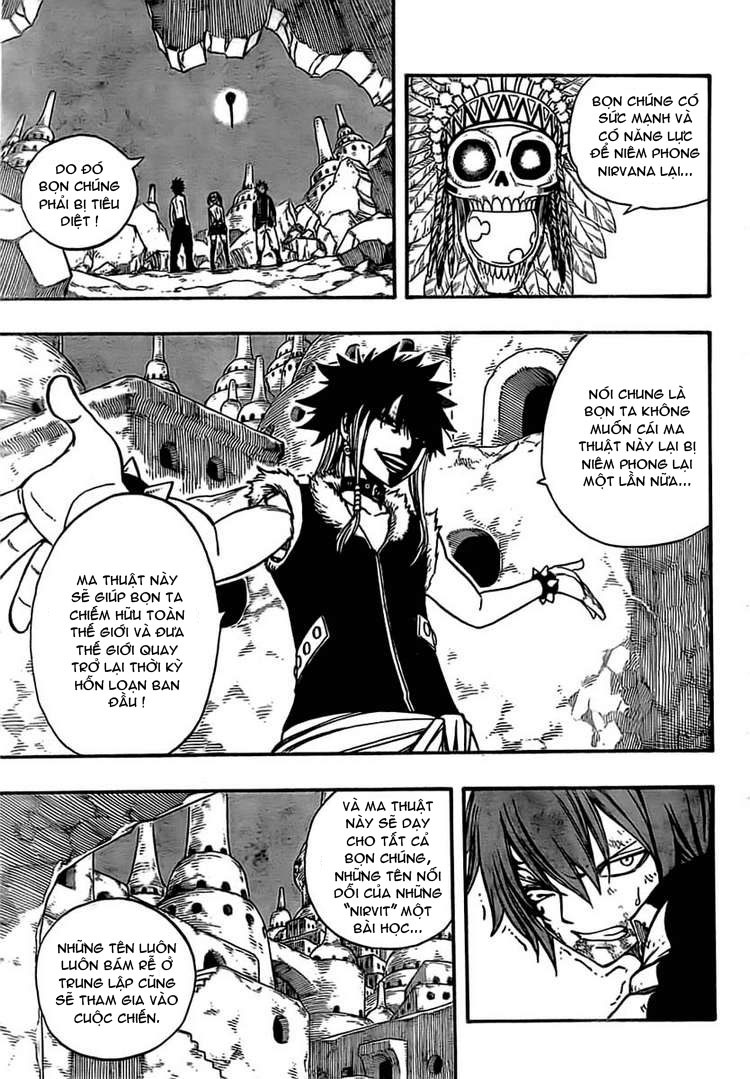 Fairy Tail chap 154 trang 22
