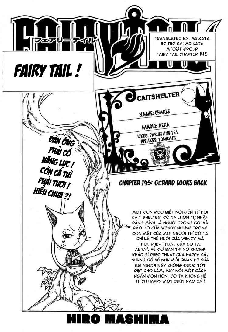 Fairy Tail chap 145 trang 1